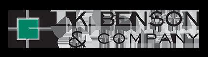 Lkbenson logo