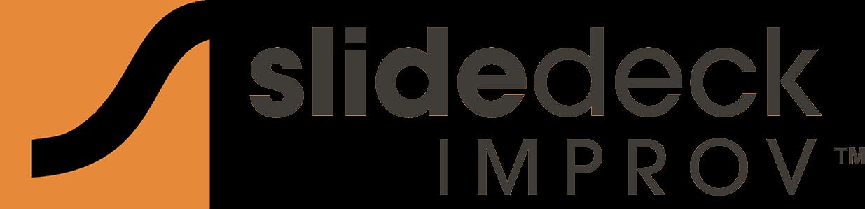Slidedeckimprov logo