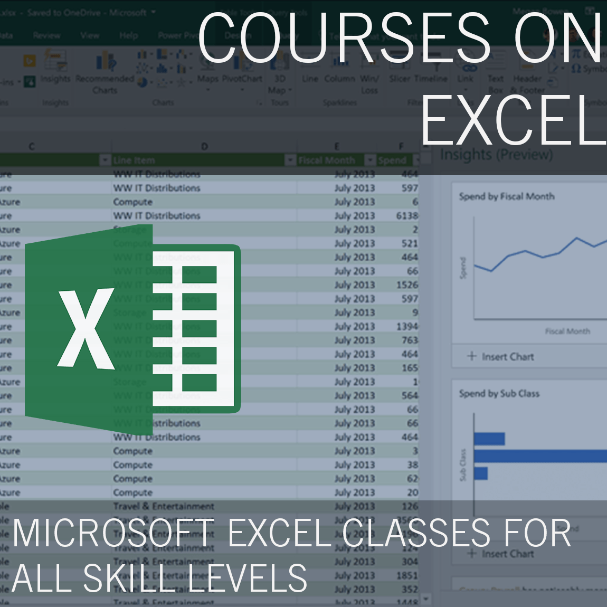 Excel square