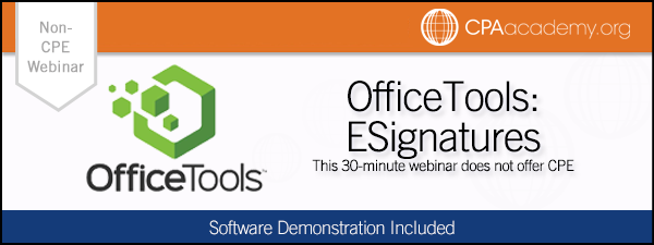 Esignatures officetools