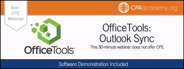 Outlook officetools