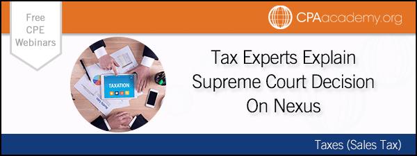 Taxexperts avalara