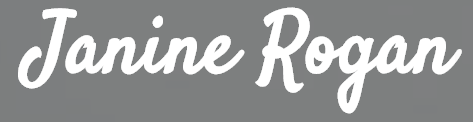 Janine rogan logo